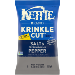 Krinkle Cut™ Salt & Fresh Ground Pepper