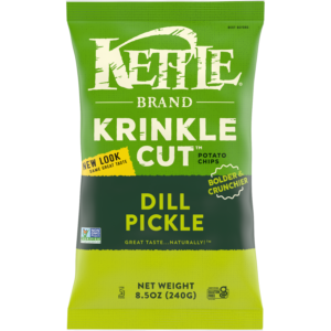 Krinkle Cut™ Dill Pickle
